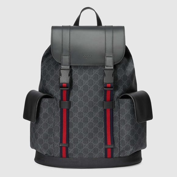 90eb71c2fe4 Gucci Soft GG Supreme Backpack